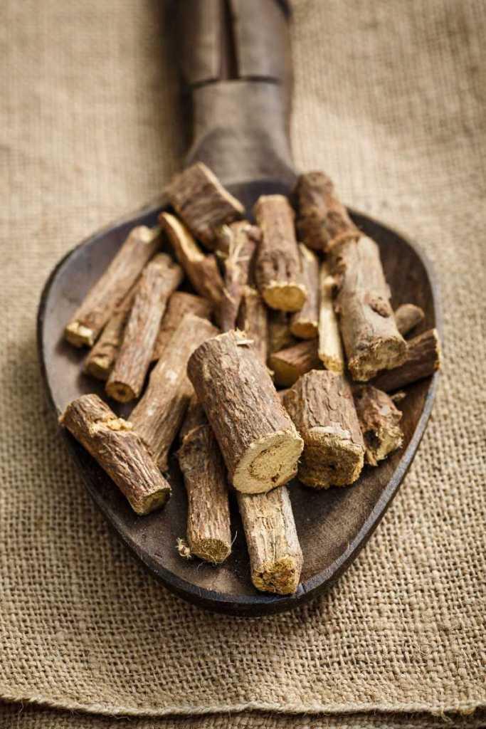 black licorice root