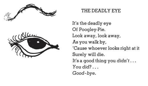 The Deadly Eye by Shel Silverstein
