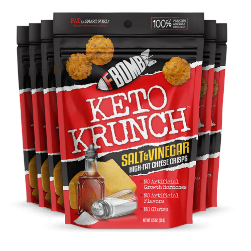 Keto Krunch - Salt & Vinegar