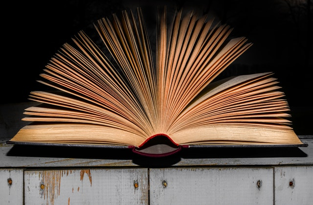 Long-Term Memories Are Like Pages of a Book. Image by Skitterphoto.